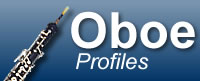 Oboe Profiles - Find Oboists and Oboe Teachers